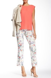 Insight Floral Print Pant Green