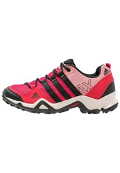 Adidas Performance Ax2 Walking Shoes Ray Red Core Black Raw Pink