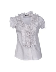Hanita Shirts White