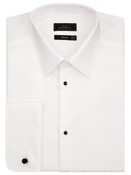 John Lewis Marcella Xl Sleeve Classic Fit Dress Shirt White