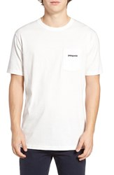 Patagonia Men's P 6 Logo Graphic T Shirt