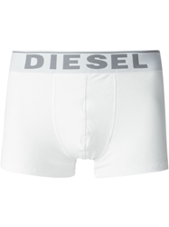 Diesel 'Umbx Kory' Three Pack Boxers Black