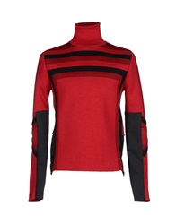 Cnc Costume National Costume National Homme Turtlenecks Red