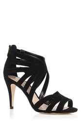 Oasis Pandora 2 Part Sandal Black