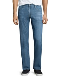 Ag Adriano Goldschmied The Matchbox Slim Fit Straight Leg Jeans 14 Years Martinique