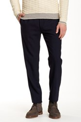 Gant R. The Hopsack Wool Smarty Pant Blue
