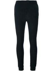 Humanoid 'Cecil' Trousers Black