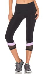 Lorna Jane Desire 7 8 Core Legging Black