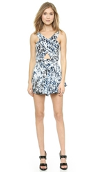 Finderskeepers Like Smoke Arctic Playsuit
