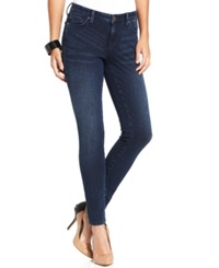 Style And Co. S And Co. Skinny Jeans Dark Wash Punk Wash