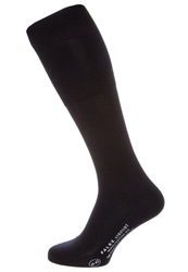 Falke Airport Knee High Socks Dark Navy Blue