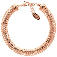 Finesse Small Fine Mesh Chain Bracelet Rose Gold