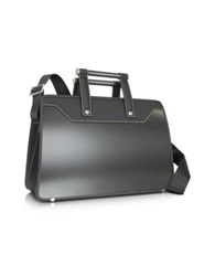 Aznom Carbon Business Carbon Fiber Briefcase Black