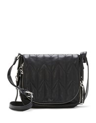 Vince Camuto Baily Leather Crossbody Bag Oxford