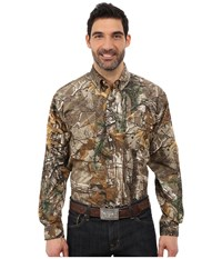 Cinch Extra Camo Long Sleeve Double Pocket Assorted Men's Clothing Multi