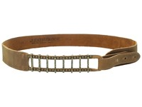 Leather Rock 1576 Tobacco Women's Belts Brown