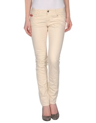 Unlimited Denim Pants Ivory