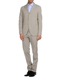 Cantarelli Suits And Jackets Suits Men Grey