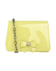 Darling Handbags Light Green