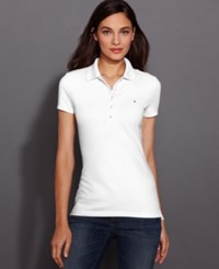 Tommy Hilfiger Short Sleeve Polo Top