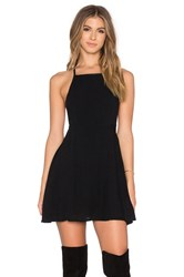 Motel Sharma Dress Black