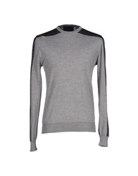 Les Hommes Knitwear Jumpers Men Black