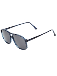 Essence Vintage Aviator Sunglasses Blue