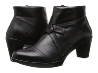Naot Footwear Vistoso Black Madras Leather Women's Boots