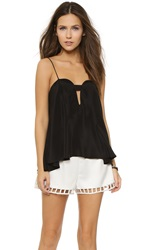 Otte New York Sweetheart Cami Black