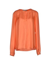 Veronique Branquinho Blouses Orange