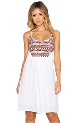 Raga Tea Garden Dress White