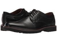 Dockers Baldwin Black Pull Up Full Grain Men's Lace Up Casual Shoes