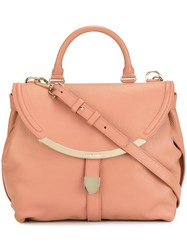 See By Chloe 'Lizzie' Tote Pink And Purple