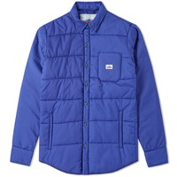 Penfield Albright Insulated Shirt Jacket Blue