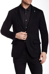 Tailorbyrd Wool And Cashmere Sportcoat Black