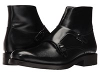 Wolverine Myles Black Leather Men's Boots