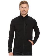 Prana Variable Full Zip Black Men's Jacket