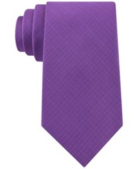 Michael Kors Men's Admiral Solid Tie Purple