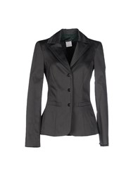 Roberta Scarpa Suits And Jackets Blazers Women Military Green