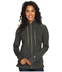 Kuhl Mova Hoodie Sage Heather Women's Sweatshirt Green