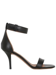Givenchy 80Mm Retra Leather Sandals