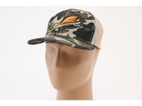 Toes On The Nose Duck Dive Trucker Hat Camo Caps Multi
