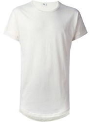 Chapter 'Salt Knit' T Shirt White