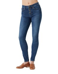 Big Star Ella High Rise Skinny Jeans Blue