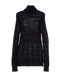 Ralph Lauren Collection Turtlenecks Black
