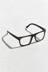 Urban Outfitters Flat Brow Readers Black
