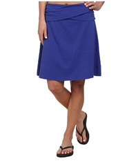 Mountain Hardwear Tonga Solid Skirt Nectar Blue Women's Skirt Purple