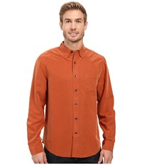 Royal Robbins Desert Pucker Fox Men's Clothing Brown