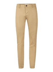 Topman Yellow Mustard Stretch And Skinny Fit Chinos