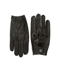 Original Penguin Sheepskin Driving Gloves Brown Extreme Cold Weather Gloves